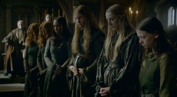 Filles de Walder Frey