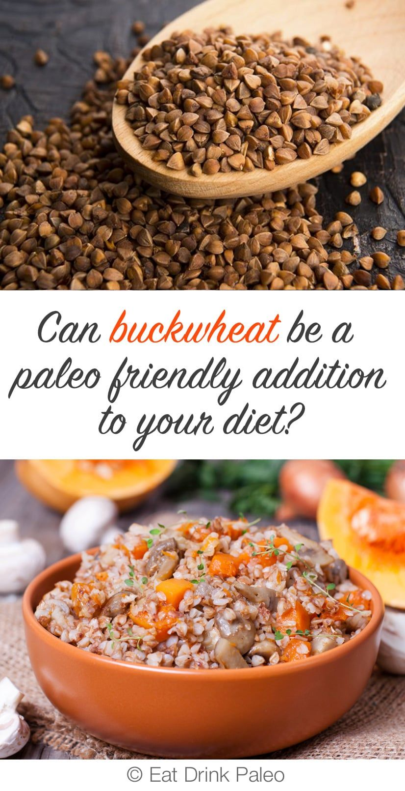 is buckwheat on the paleo diet