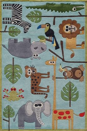 Rugs Direct Would Be A Great Rug For Jungle Themed Nursery