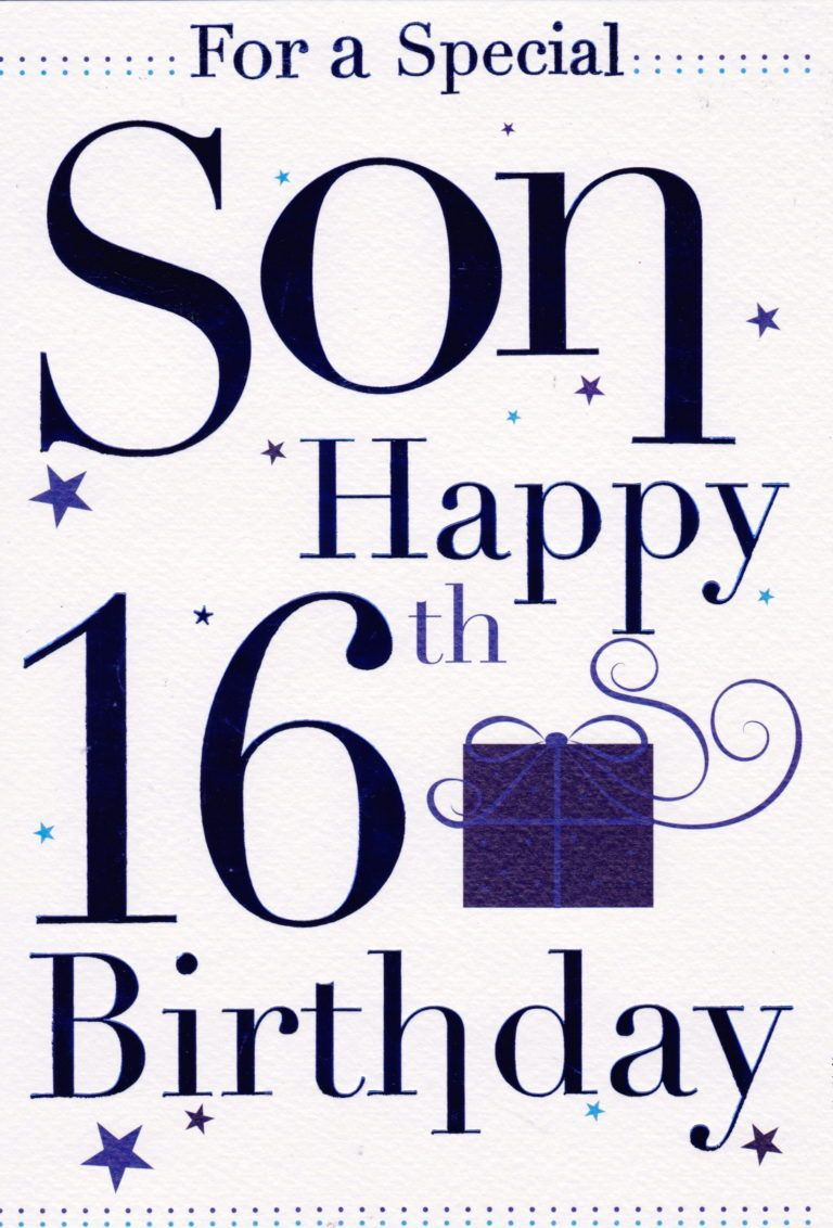 16th Birthday Wishes For Son Happy Birthday To Me Quotes Birthday Wishes For Son 16th Birthday Quotes