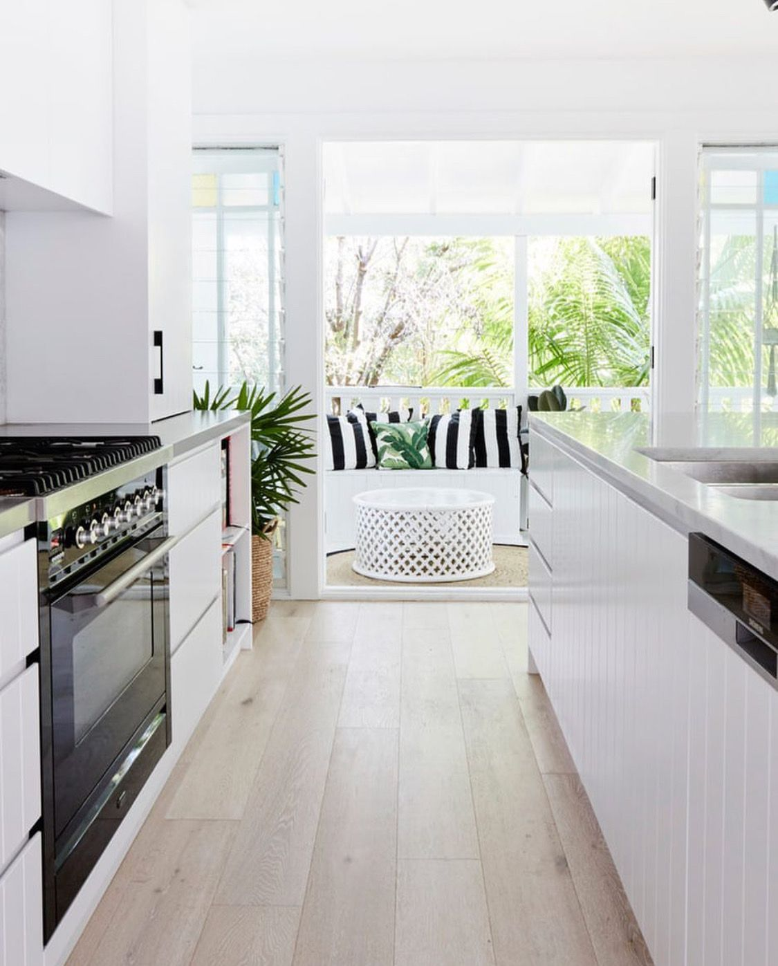 White Kitchen Cabinets Light Floor: Kitchen Perfection By Sally Rhys Jones .