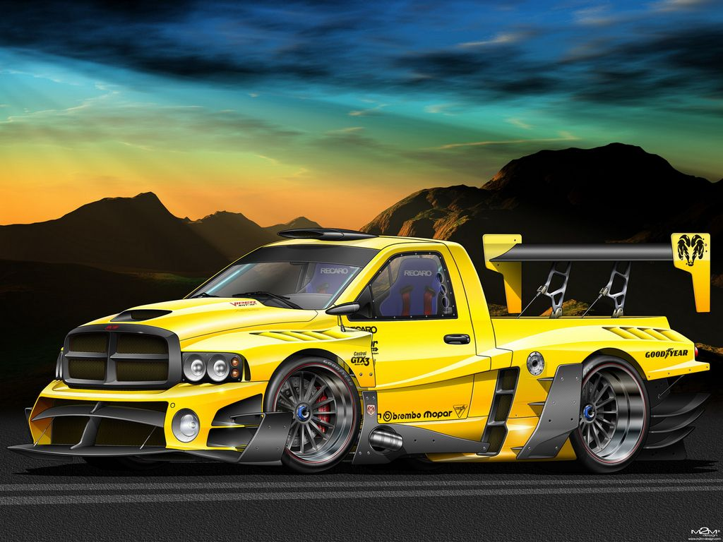 Ram Srt Evo Wallpaper Car Wallpapers Car Fast Cars
