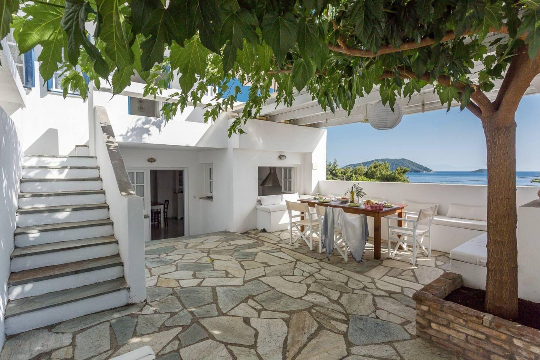 Athina's home Häuser zur Miete in Neo Klima