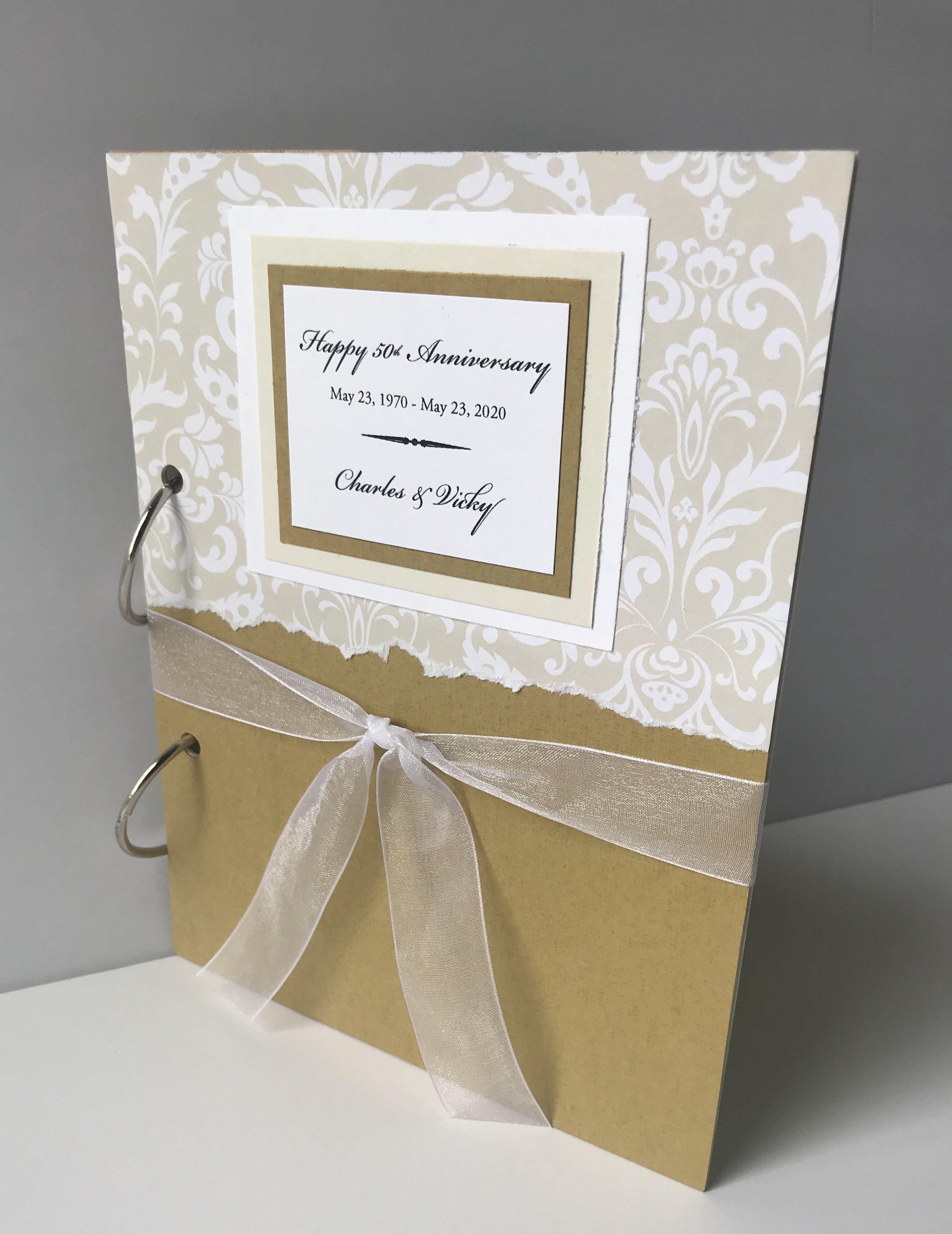 50th Wedding Anniversary Happy Anniversary Gift Greeting Card Holder Anniversary Card Organizer Wedding Card Holder In 2020 Wedding Card Holder 50th Wedding Anniversary Happy Anniversary Gifts