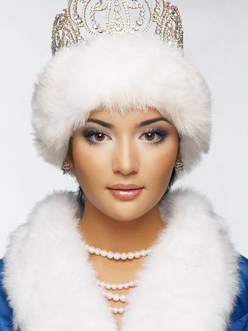 Kazakhstani Girls Asian Beauty Beauty Beauty Around The World