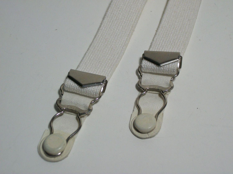 Vintage Pair Of Garter Belt Hose Supporters Pair Vintage