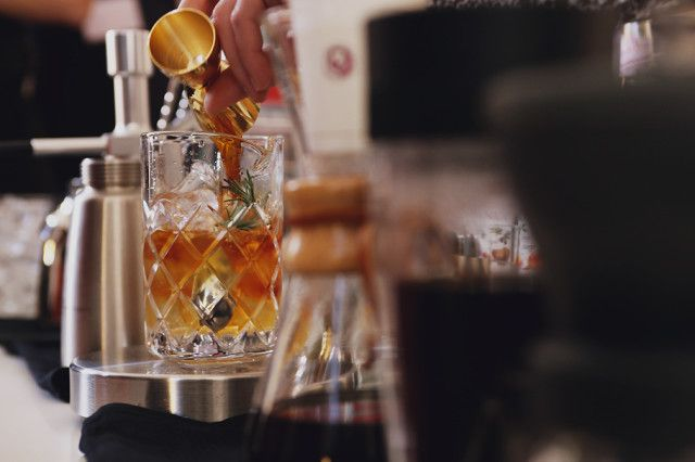 3 Perfect Coffee Cocktails From DC Campus In Milan