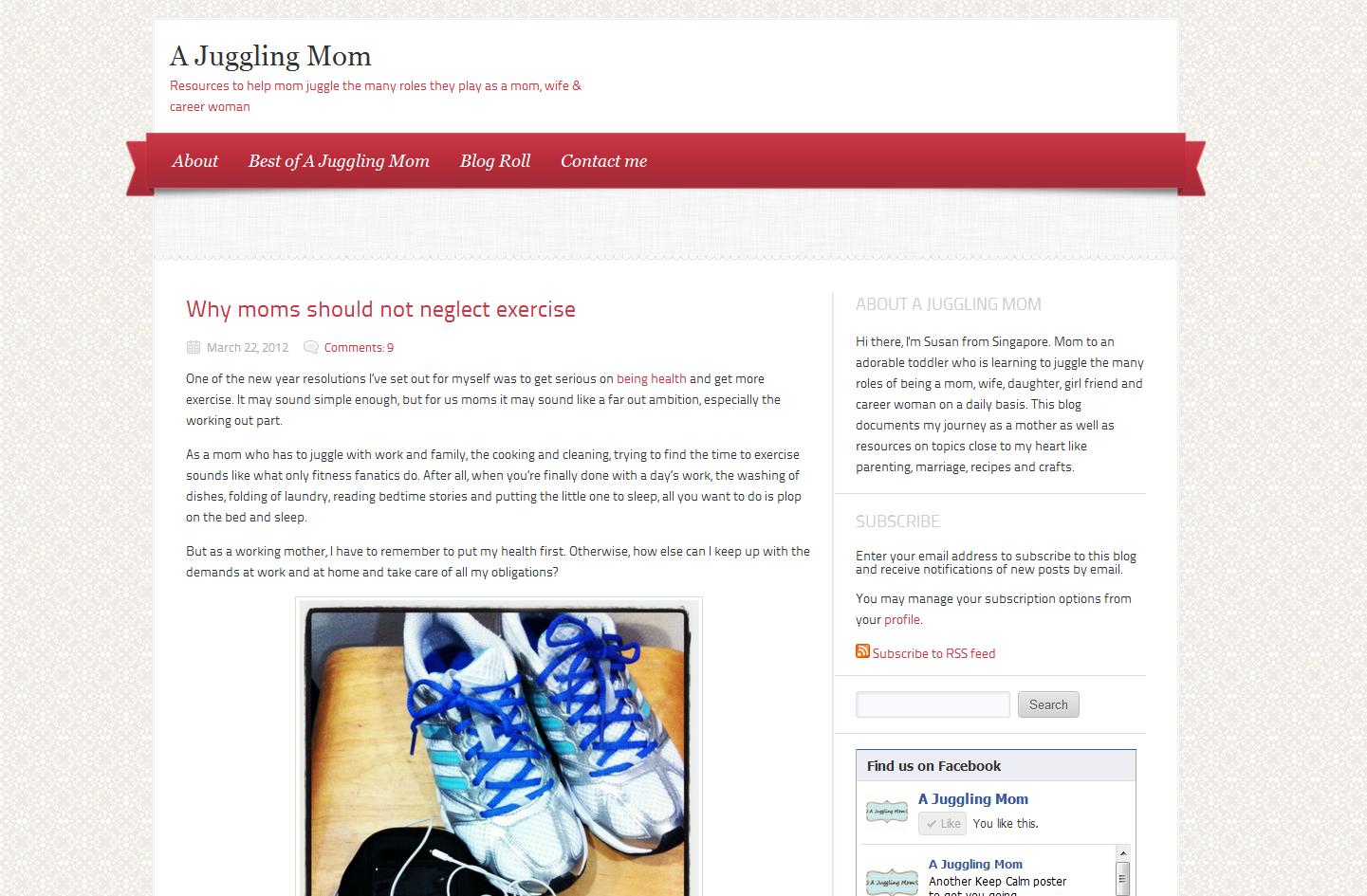 Make Over Me - Guide to DIY blog design - A Juggling Mom ...