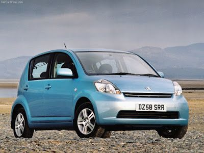 Harga Mobil Bekas Daihatsu Sirion Mobil Bekas Daihatsu Mobil