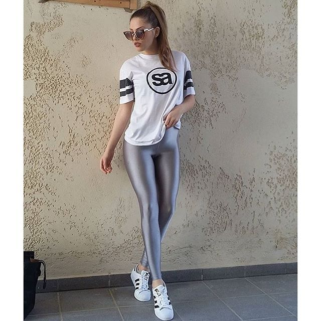 Ink361 The Instagram Web Interface Di 2020 Legging Outfits Model Pakaian Celana Ketat
