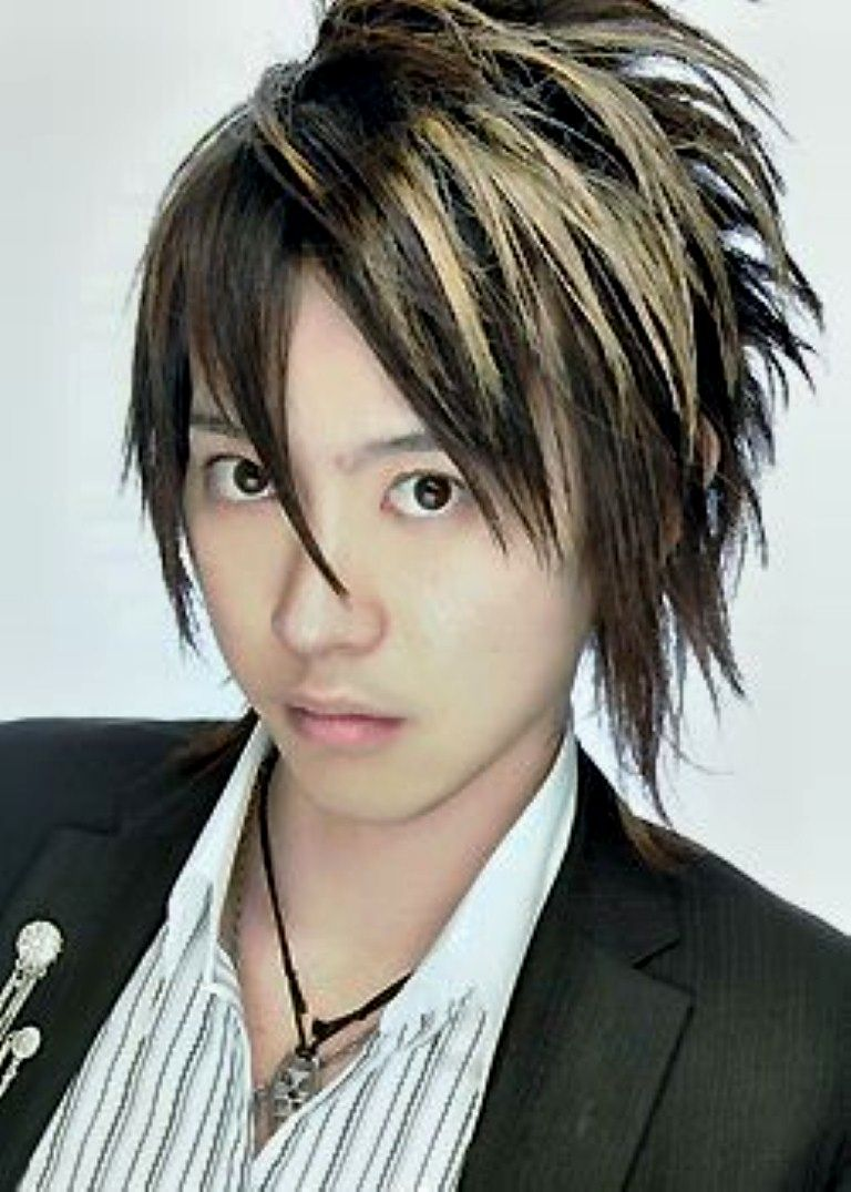 Japanese Hairstyles Men Japan Hairstyle Japanese Hairstyle Hairstyle Gallery
