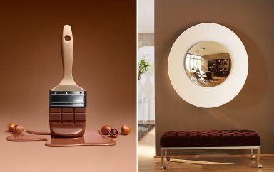 Trendfarbe Wool Bild 10 Interior Inspiration Color Effect Home Decor