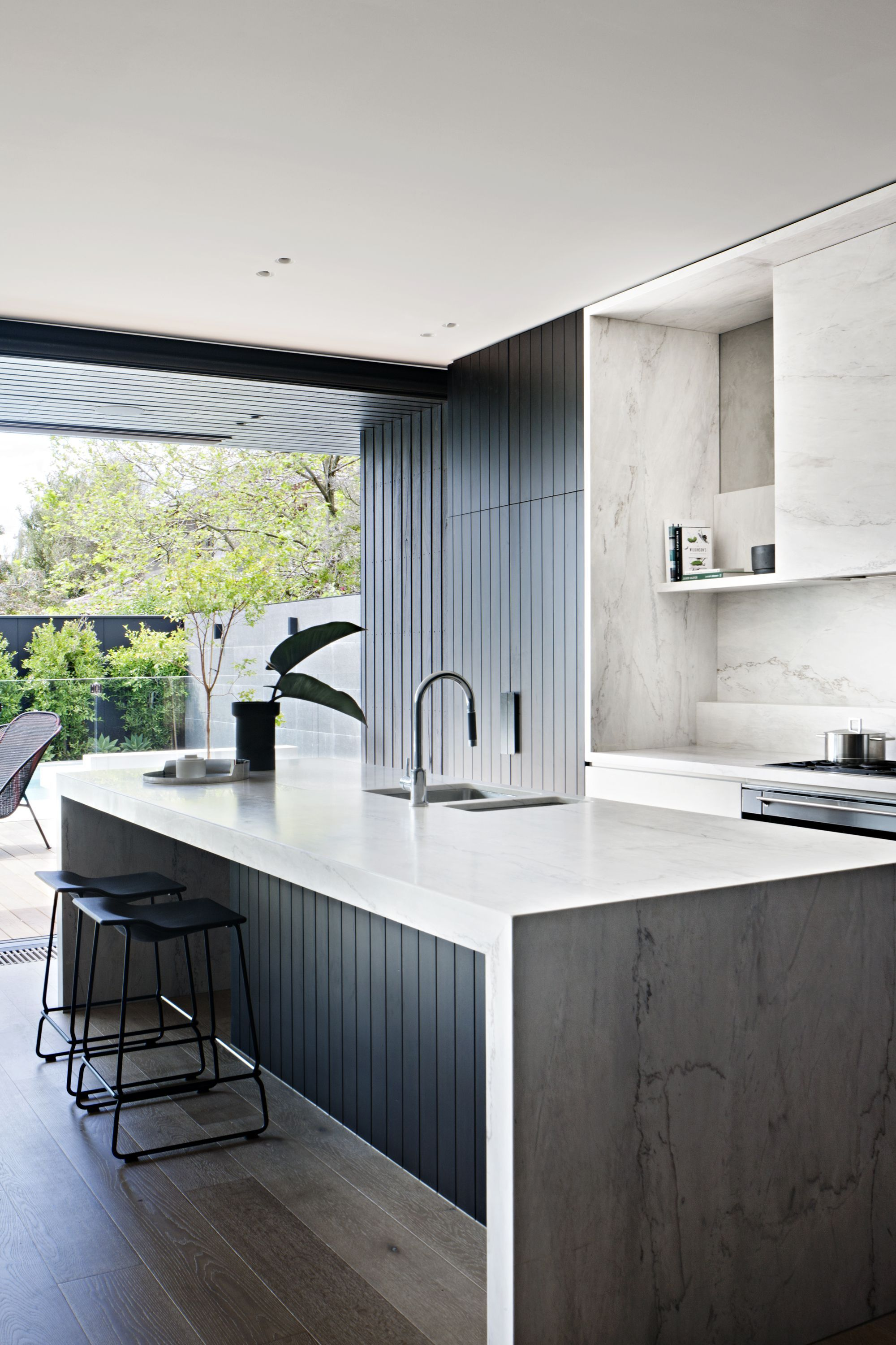 Contemporary Kitchen Design Benefits And Types Of Kitchen Style With Images Kitchen Inspiration Design Contemporary Kitchen Design Modern Kitchen Design