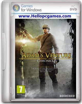 Adams Venture Chronicles Pc Game File Size 2 93 Gb System