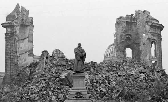 This Day In Wwii History Feb 13 1945 Firebombing Of Dresden Wwii History Dresden Victory In Europe Day