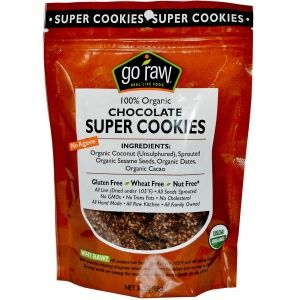 Looking for a healthy snack? GoRaw - Chocolate Super Cookie at http://shareasale.com/r.cfm?b=381458&u=902724&m=40174&urllink=&afftrack=