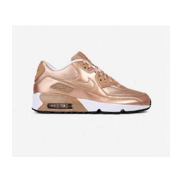 air max 90 rosa gold