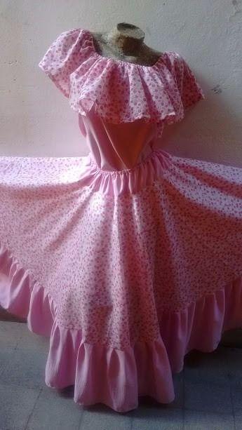 29ef22e85 traje paisana niña pollera plato o fruncida blusa folklore ...