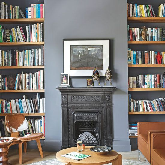 Lustworthy Libraries Every Book Worm Needs To See  Library Design Cool Living Room Library Design Design Inspiration