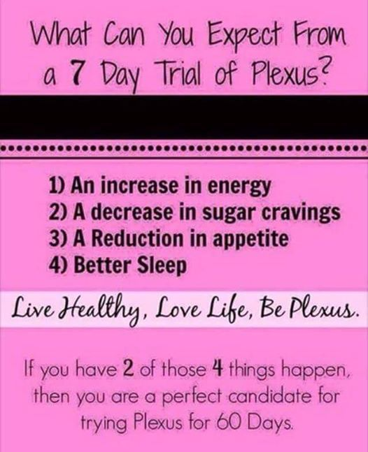 Plexus is not a weight-loss scam or quick fix. It is about wellness... Vitamins, Supplements, Probiotics, Omegas. It is about getting healthy and staying healthy. Plexus has the tools that you need to make a HEALTHY YOU happen!