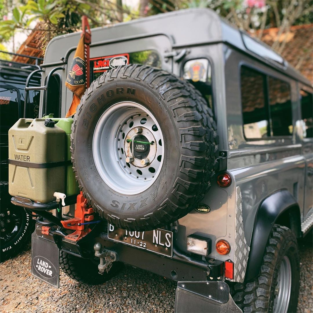 "LAND ROVER CLUB INDONESIA 🇮🇩 on Instagram ""Equipped for"