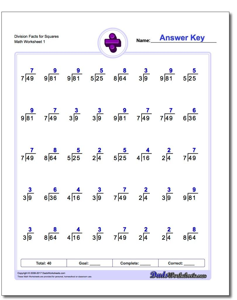 Worksheets Squares And Cubes Worksheet division worksheets for roots math pinterest these build up to knowledge of square and cube roots