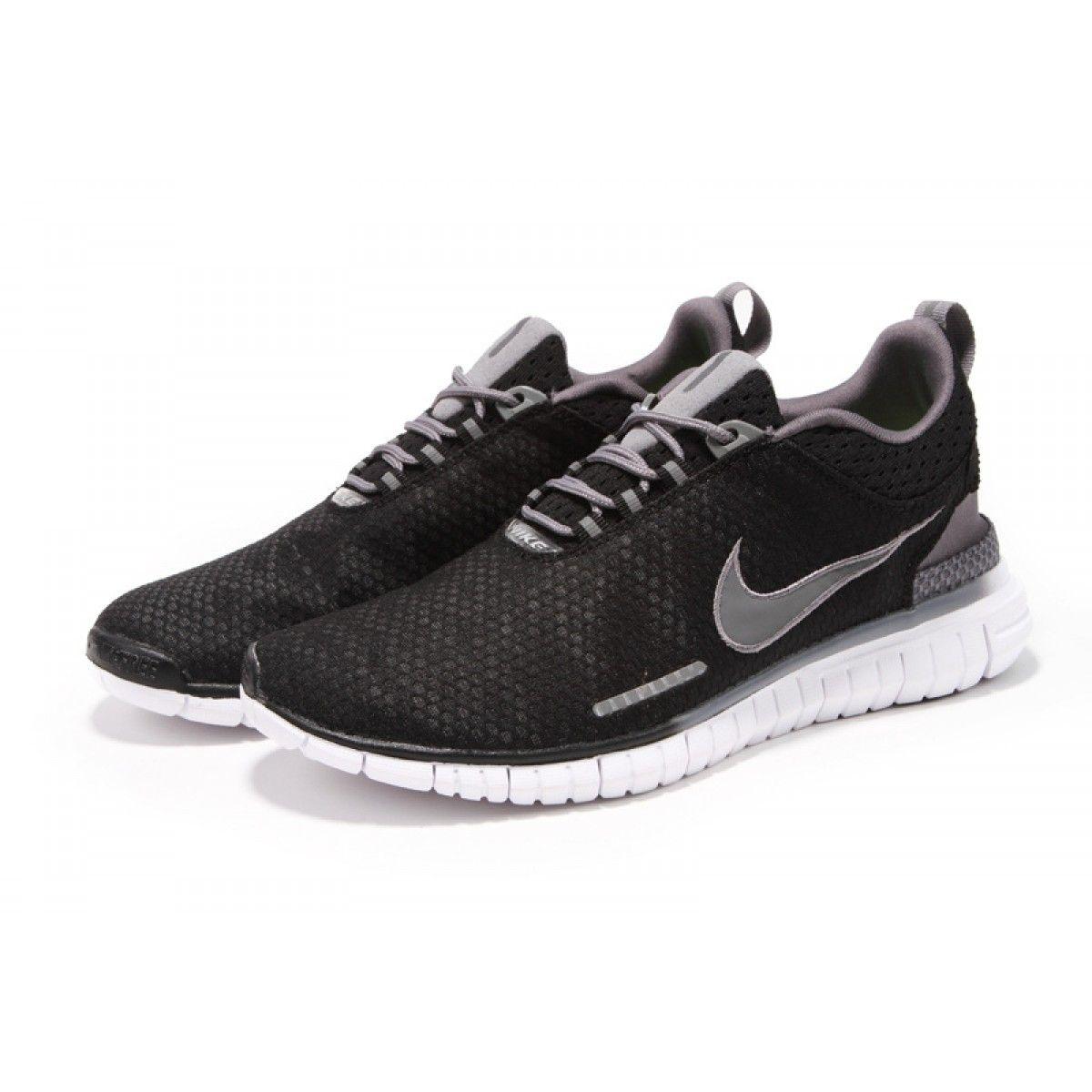 6db77ecdb4e Nike Free OG Breathe Running Shoes Black Grey