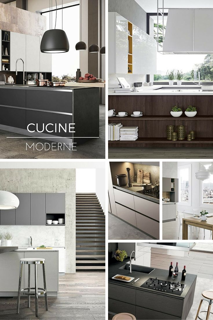 Contemporary Design Kitchens  Httpwwwarredo3Itcucine Amazing How To Design Kitchen Design Decoration