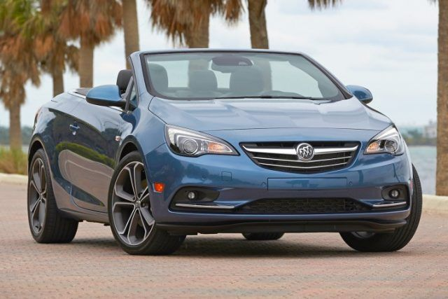2017 Buick Cascada Release Date Price Review Convertible