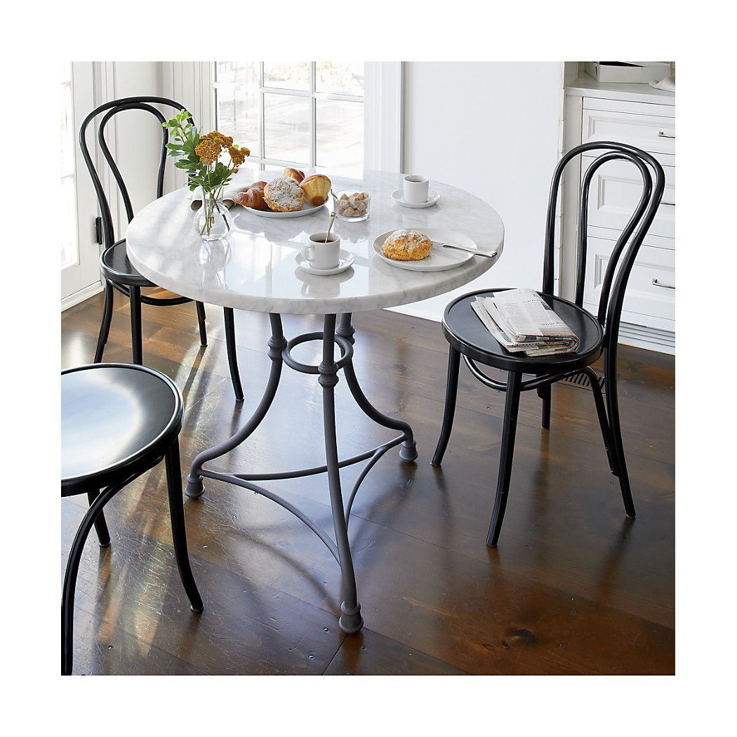 French Kitchen Round Bistro Table Reviews Crate And Barrel Patio Furnishings Bistro Table Marble Bistro Table Bistro table for kitchen