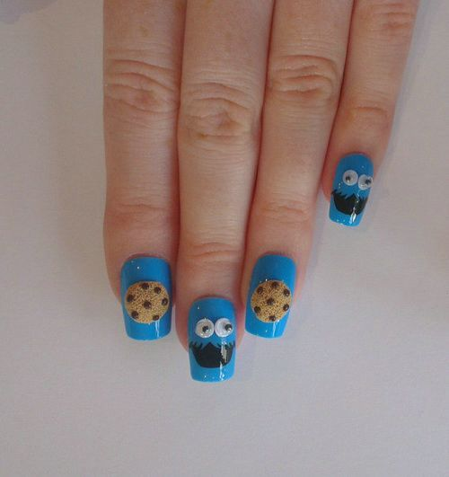 Fake Nails Designs For Kids | Nail Designs | Pinterest ...
