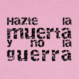 #HazteLaMuerta #paz