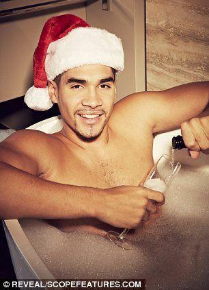 Merry christmas naked girl Pin On Louis Smith