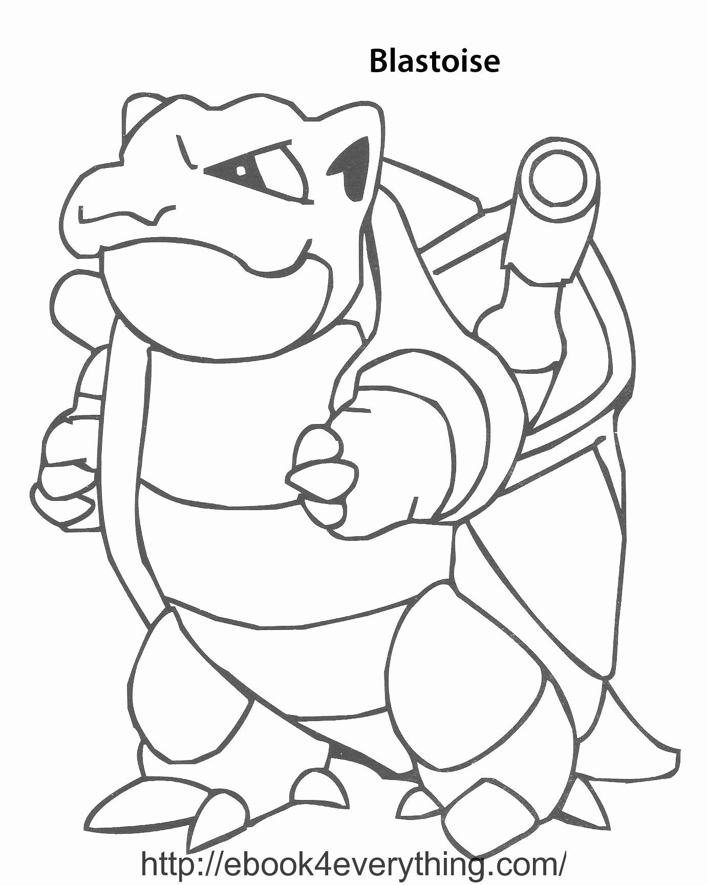 Mega Blastoise Coloring Page Inspirational How To Draw Mega Blastoise Y In 2020 Pokemon Coloring Pokemon Coloring Pages Animal Coloring Pages