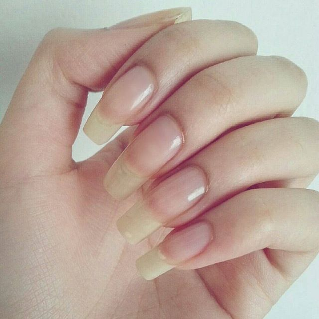 Pin by Kristy Brummett on NAILS | Pinterest | Natural nails, Natural ...