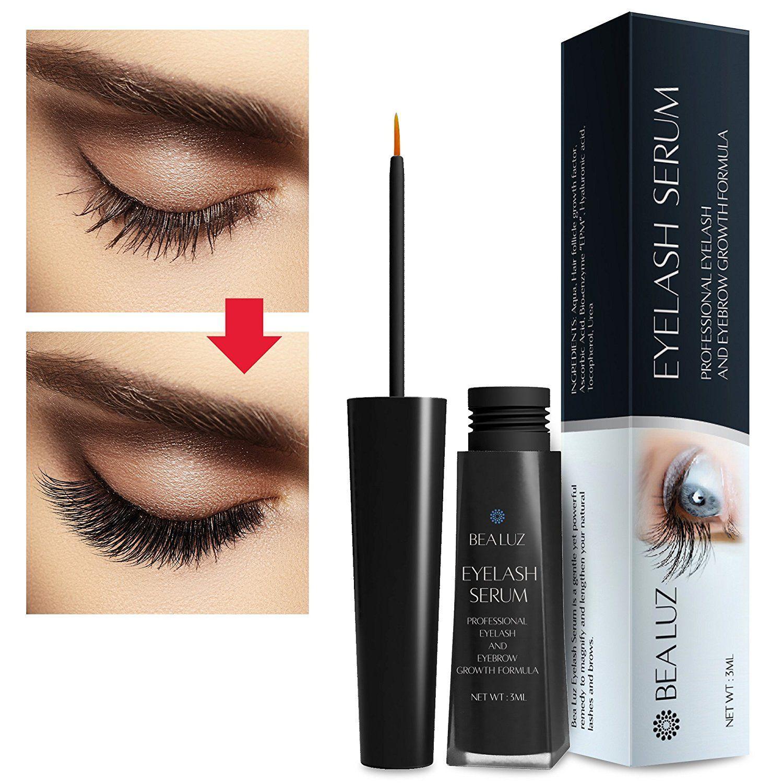Bea Luz Advanced Eyelash Growth Serum Enhancer For Longer Thicker