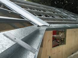 Image result for asymmetric roof with ridge beam with concealed gutter