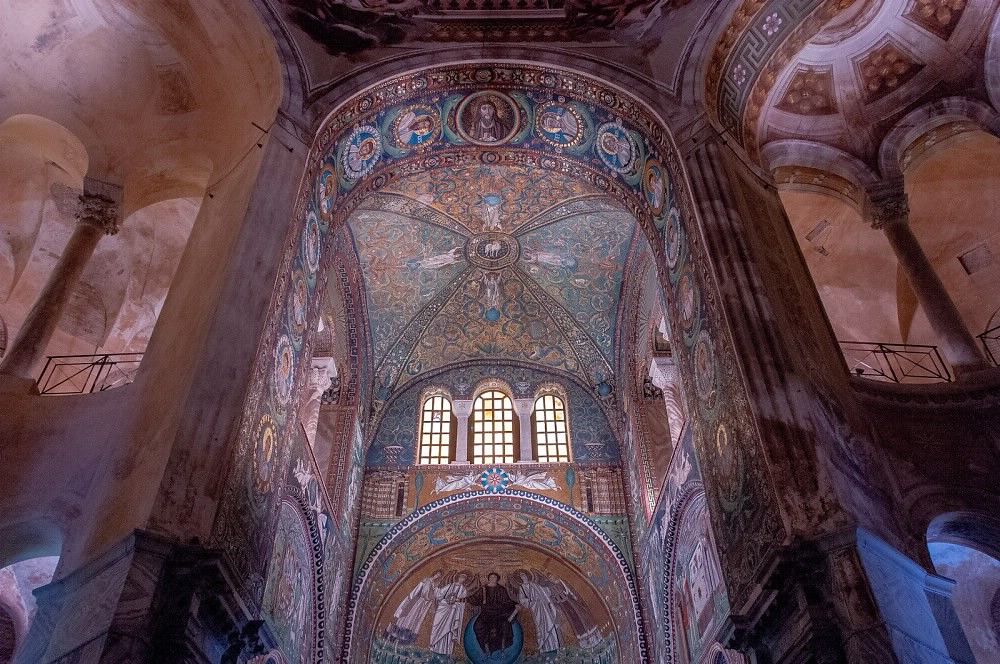 Early Christian Monuments of Ravenna | Places to travel ...