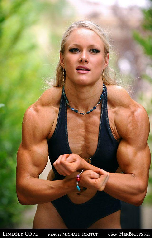 Lindsey Cope | Bodybuilder and Phisyque women | Pinterest ...