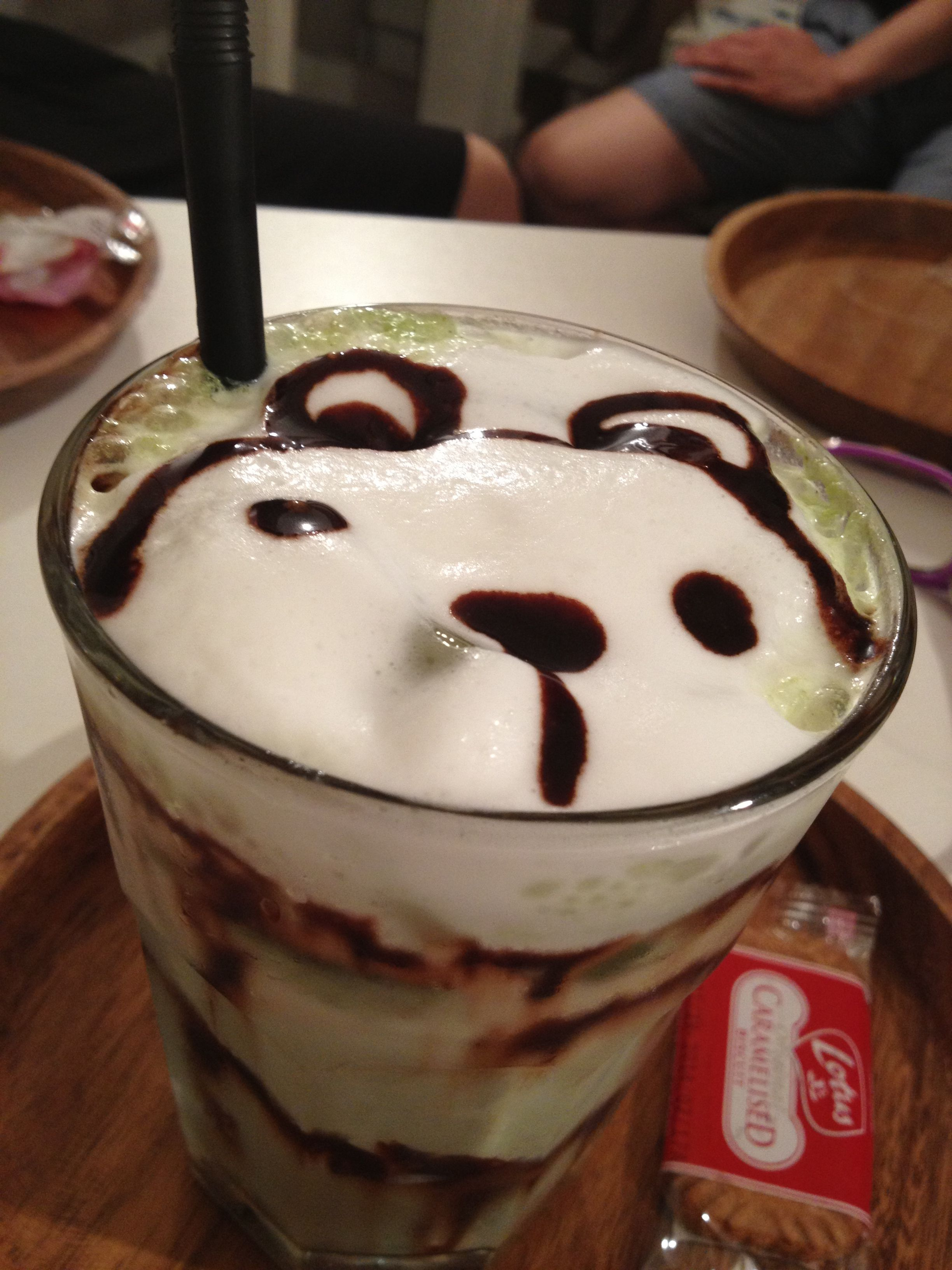 ice mint chocolate at 한에종 석관동