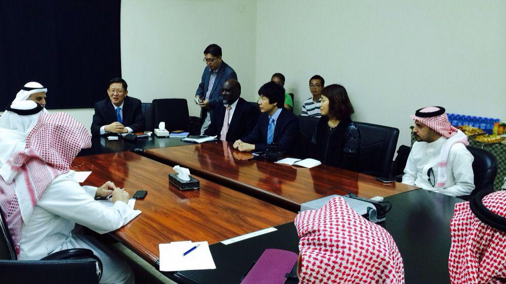 اقامت الجمعية السعودية للاستزراع المائي وبالتعاون مع وزارة الزراعة ندوة حول الاستخدامات التجارية لتقنية البيوفوك Biofloc وذلك بمقر مرك Society Aquaculture Sas