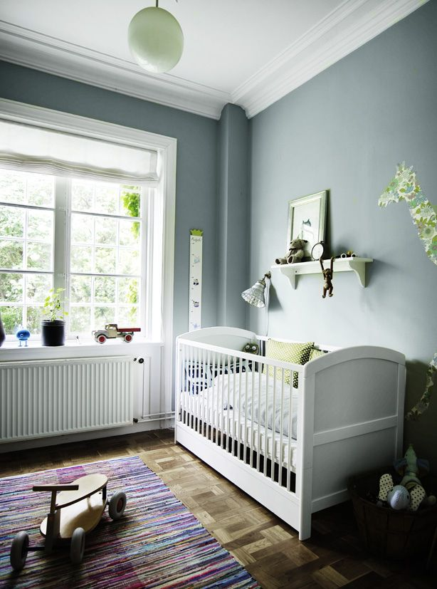 The Boo And Boy Gender Neutral Nurseries
