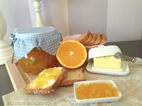Bread, Butter and Marmalade