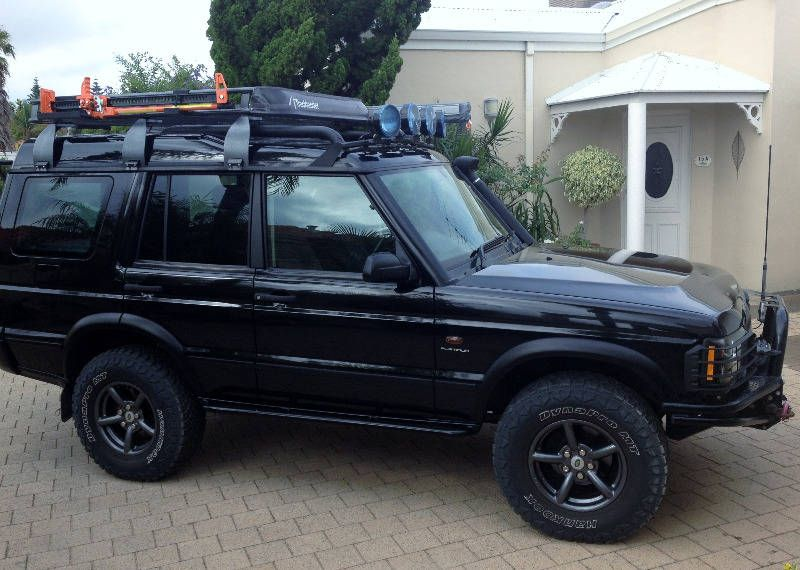 2003 Land Rover Discovery Platinum V8 The Same Look I M Going For
