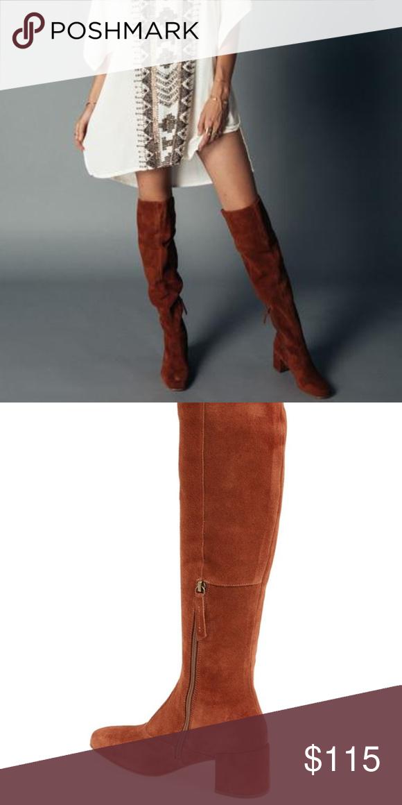 9ce3d1ba58b Matisse Over the knee  Reginald  Suede boots Matisse Reginald Over-The-Knee