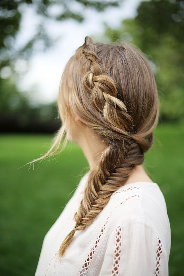 8 Tips For Healthy Hair + Braid Inspiration!