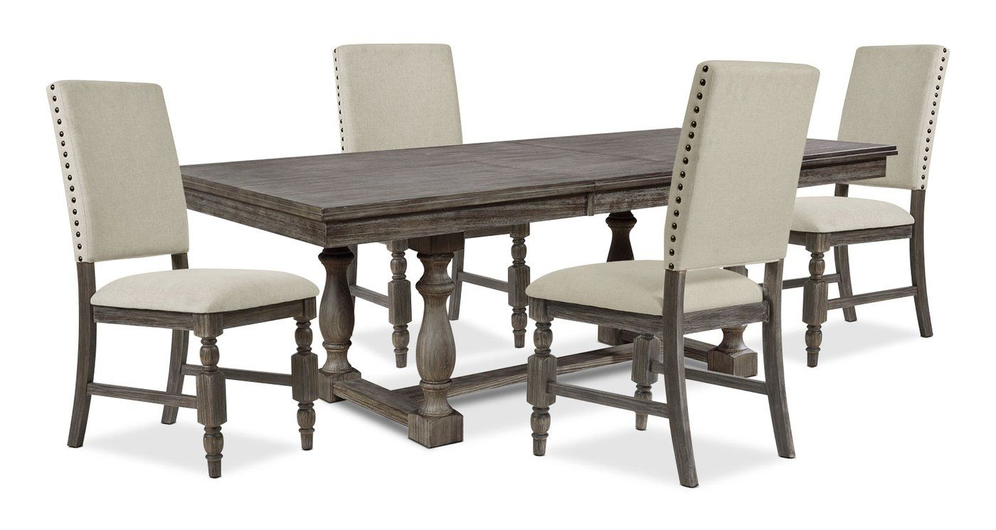 Superb Aspen 5 Piece Dining Package Dining Furniture Dining Pdpeps Interior Chair Design Pdpepsorg