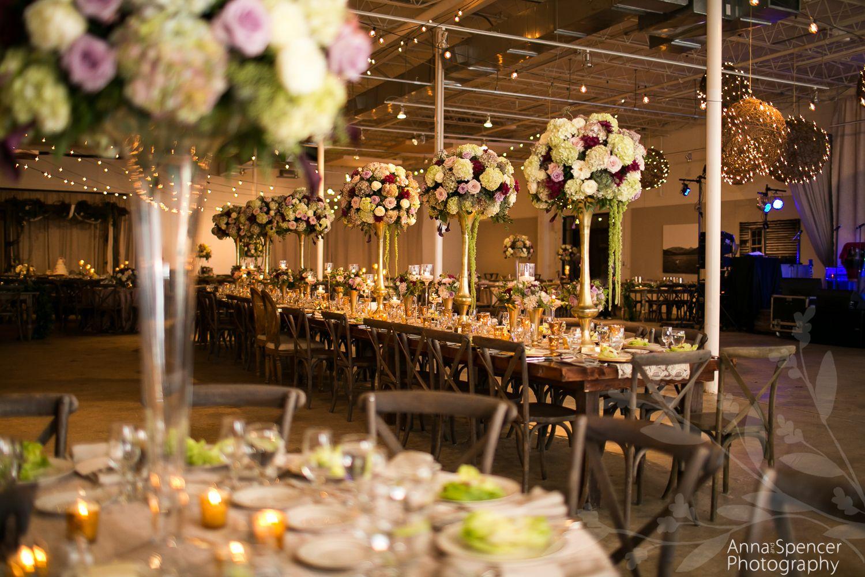 Atlanta Wedding Reception Venue The Stave Room At American Spirit