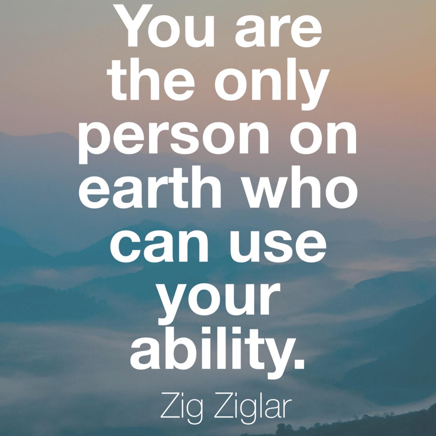 4 Motivational Zig Ziglar Quotes  Zig ziglar, Zig ziglar quotes
