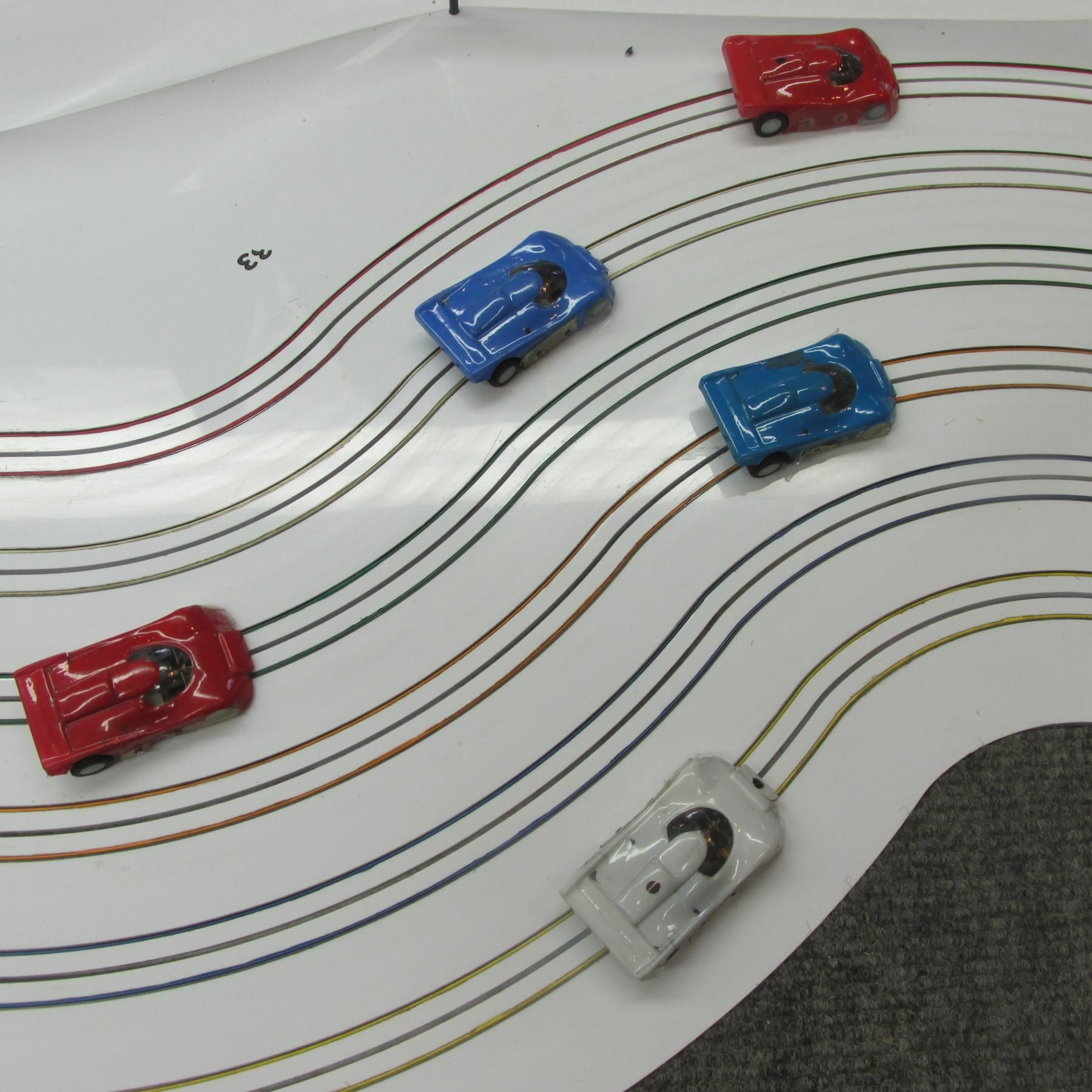 0252 jpg slot car track track scorpion and ho scorpion track for slot car tracks for